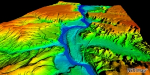Digital Terrain Model